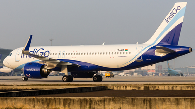 VT-IVD - Airbus A320-271N - IndiGo Airlines