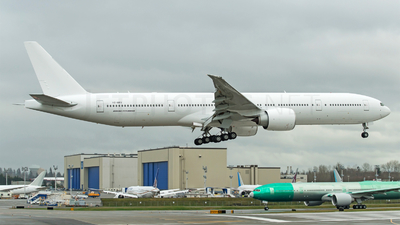 HZ-MF9 - Boeing 777-3FXER - Saudi Arabia - Ministry of Finance