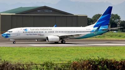 PK-GFQ - Boeing 737-81D - Garuda Indonesia