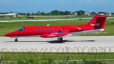 N45AE - Bombardier Learjet 35A - Erickson Aviation