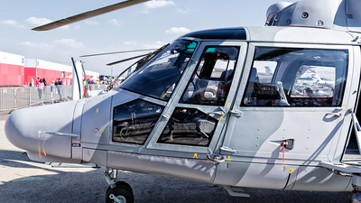 CN-AHC - Eurocopter AS 565MB Panther - Morocco - Navy
