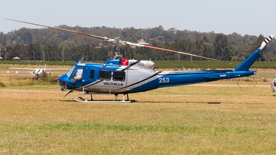 A picture of CGRUV - Bell 205A1 - [30198] - © luke.priestley