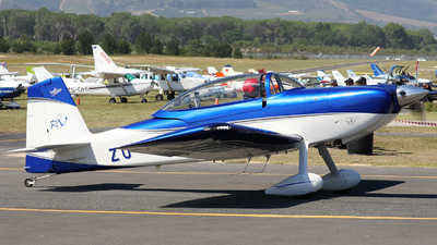 ZU-SER - Vans RV-8 - Private