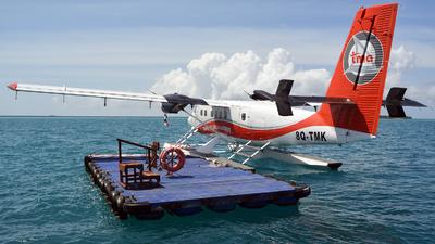8Q-TMK - De Havilland Canada DHC-6-300 Twin Otter - Trans Maldivian Airways