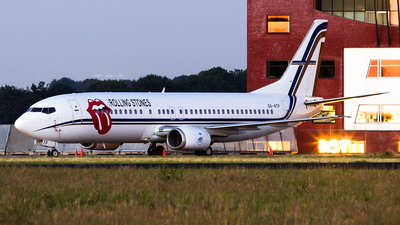 SX-ATF - Boeing 737-406 - GainJet Aviation