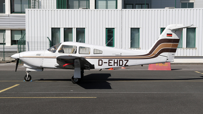 D-EHDZ - Piper PA-28RT-201T Turbo Arrow IV - Private
