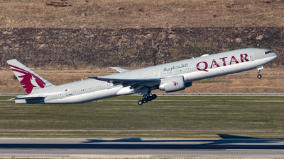 A7-BEK - Boeing 777-3DZER - Qatar Airways