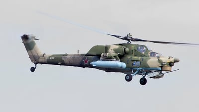 RF-91391 - Mil Mi-28N Havoc - Russia - Air Force