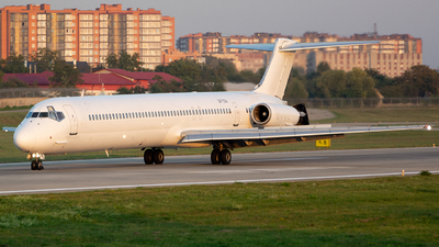 A picture of URCSA - McDonnellDouglas MD82 - Bukovyna Airlines - © Vasia Mechanic