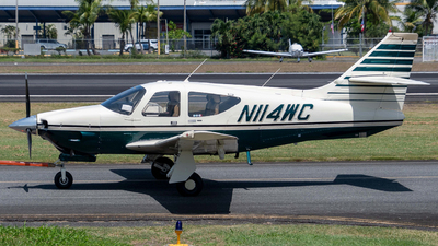 N114WC - Rockwell Commander 114 - Private