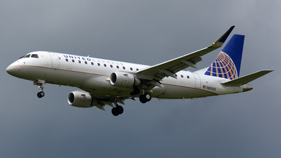 N89315 - Embraer 170-200LR - United Express (Mesa Airlines)
