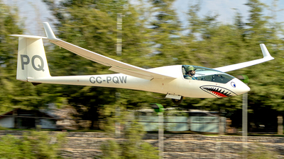 A picture of CCPQW - SchemppHirth Ventus B - [36/219] - © Carlos P. Valle C.