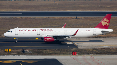 B-8955 - Airbus A321-231 - Juneyao Airlines