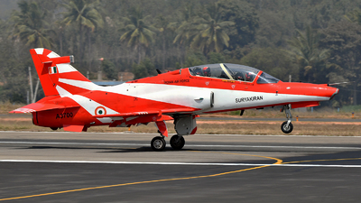 A3700 - British Aerospace Hawk Mk.132 - India - Air Force