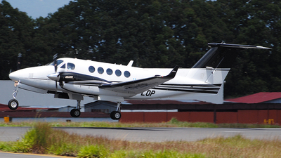 A picture of TGLOP - Beech B200GT King Air 250 - [BY125] - © Brian Boche