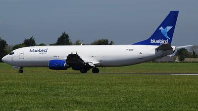 TF-BBM - Boeing 737-4Q8(SF) - Bluebird Nordic