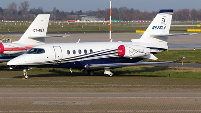 N626LA - Cessna Citation Latitude - Textron Aviation