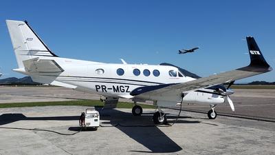 A picture of PRMGZ - Beech C90GTi King Air - [LJ2141] - © Bruno Orofino