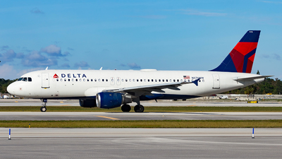 N376NW - Airbus A320-212 - Delta Air Lines