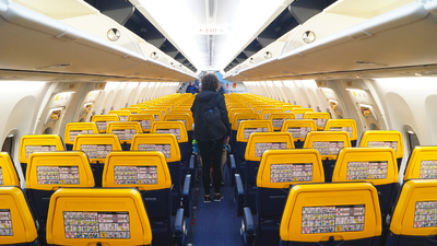 EI-FOY - Boeing 737-8AS - Ryanair