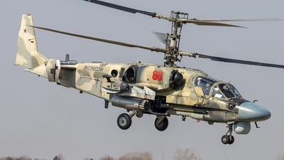 RF-90392 - Kamov Ka-52 Alligator - Russia - Air Force