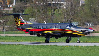 A picture of HBFRQ - Pilatus PC12/47E -  - © Fabian Zimmerli