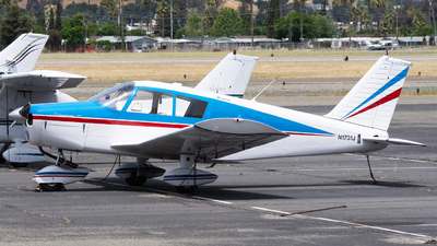 N1731J - Piper PA-28-140 Cherokee - Private