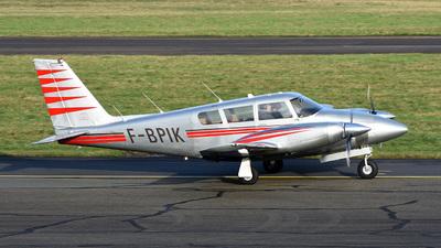 A picture of FBPIK - Piper PA30 Twin Comanche - [301582] - © bruno muthelet
