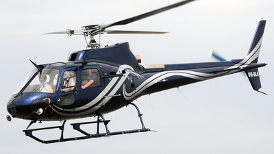 VH-BLA - Aérospatiale AS 350BA Ecureuil - Professional Helicopter Services