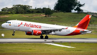 N939AV - Airbus A320-214 - Avianca