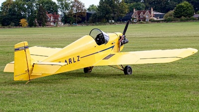 A picture of GARLZ - Druine D.31A Turbulent - [RAE/578] - © Jez-UK