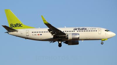 YL-BBL - Boeing 737-33V - Air Baltic