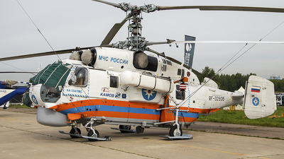 RF-32806 - Kamov Ka-32A-11BC - Russia - Ministry for Emergency Situations (MChS)