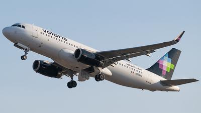 N523VL - Airbus A320-233 - Volaris
