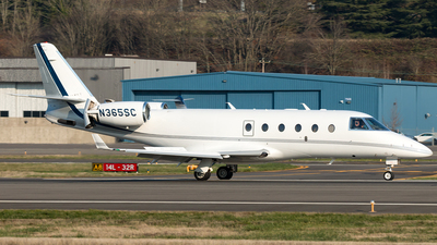 N365SC - Gulfstream G150 - Private
