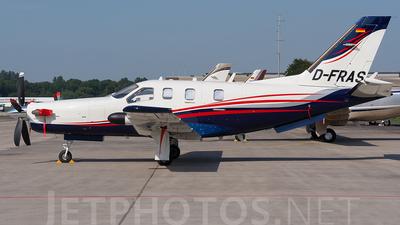 D-FRAS - Socata TBM-850 - Private