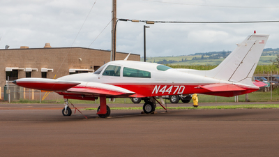 N447D - Cessna 310R - Private
