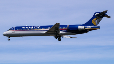N912ME - Boeing 717-2BL - Midwest Airlines