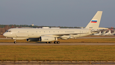 64511 - Tupolev Tu-214R - Russia - Air Force