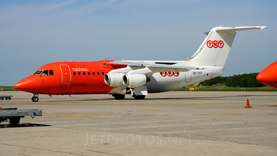 OO-TAY - British Aerospace BAe 146-200(QC) - TNT Airways