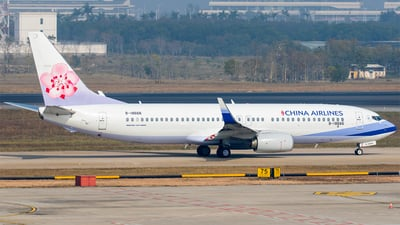 B-18666 - Boeing 737-8AL - China Airlines