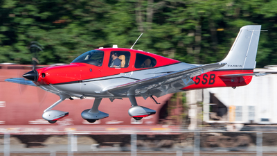 N285SB - Cirrus SR22T - Private
