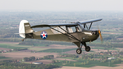 N52354 - Aeronca O-58B Grasshopper - Private