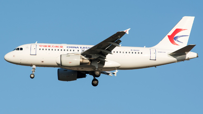 B-6432 - Airbus A319-115 - China Eastern Airlines