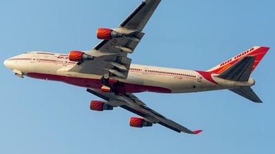 A picture of VTESP - Boeing 747437 - Air India - © ©Ameya Kulkarni