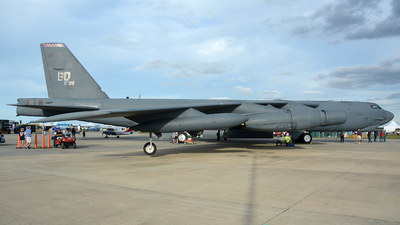 60-0011 - Boeing B-52H Stratofortress - United States - US Air Force (USAF)