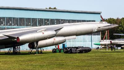 12 - Myasischev M-50 Bounder - Myasishchev Design Bureau