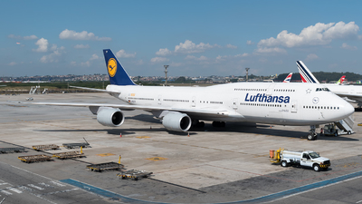 D-ABYP - Boeing 747-830 - Lufthansa