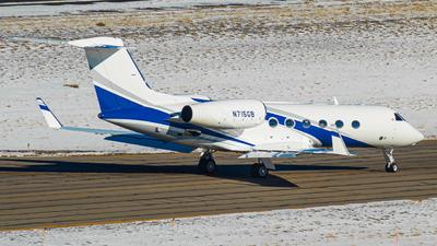N715GB - Gulfstream G450 - Private