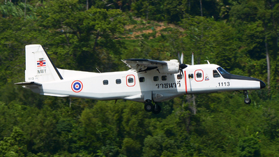 1113 - Dornier Do-228-212 - Thailand - Royal Thai Navy